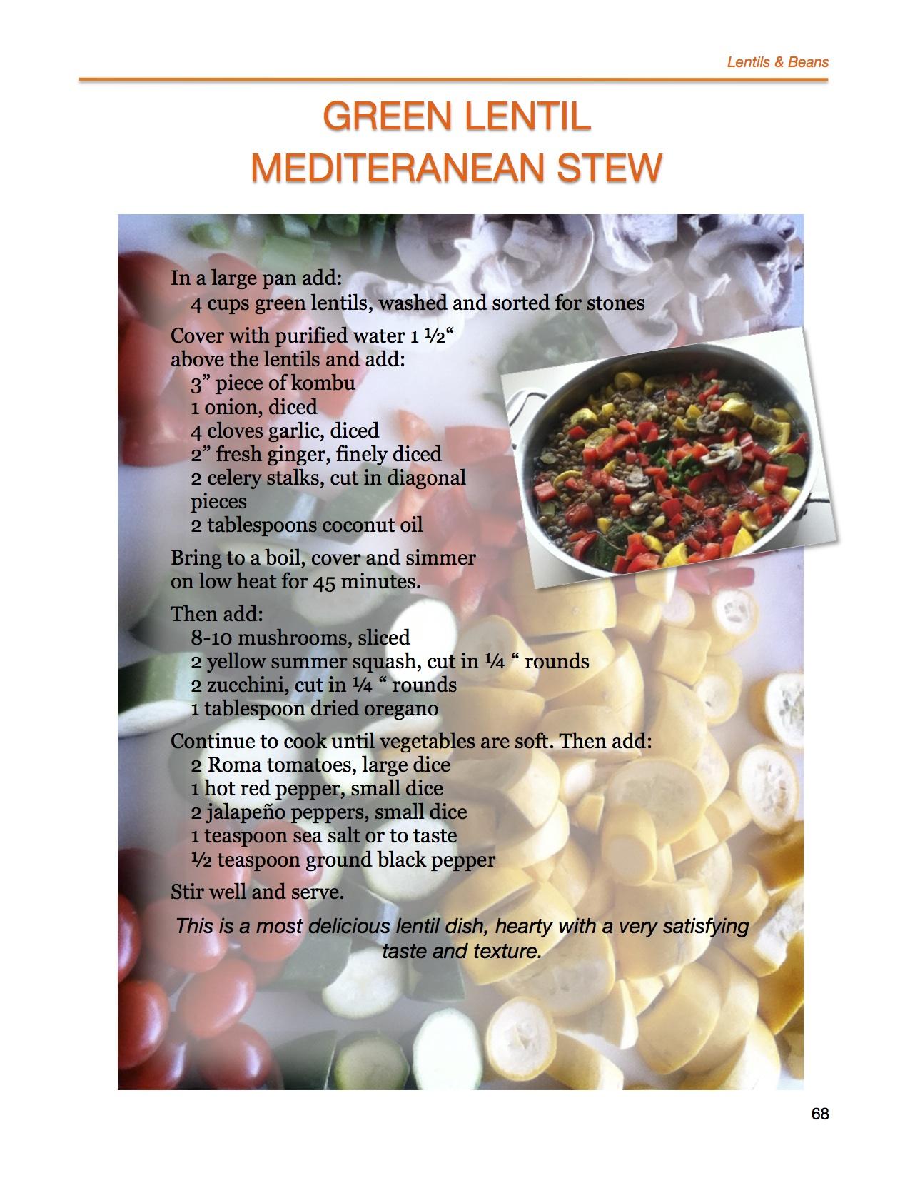 Mediteranean Stew