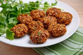 High Nutrient Dense Falafel